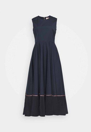 ATHENA DRESS - Maxi šaty - navy/midnight