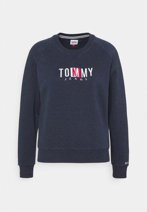 TIMELESS BOX  - Sweatshirt - twilight navy