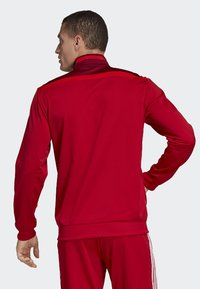 adidas Performance - TIRO 19 PES TRACKSUIT - Training jacket - red - 1