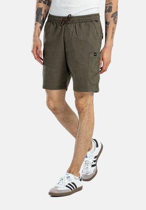 REFLEX EASY CARGO - Shorts - olive