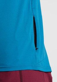POC - ESSENTIAL  - Langærmede T-shirts - antimony blue - 5