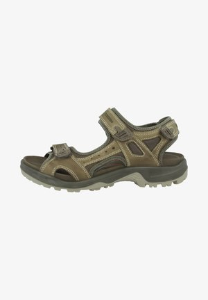 OFFROAD - Walking sandals - sage