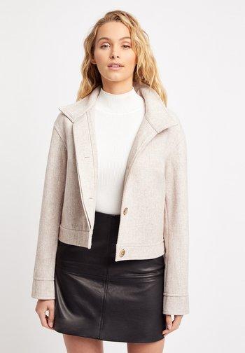 Light jacket - ab beige
