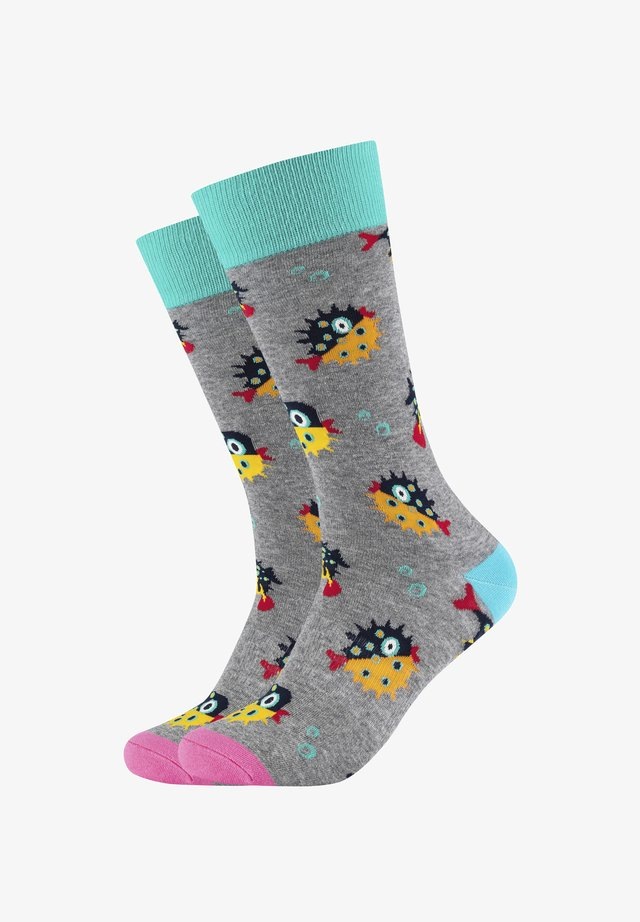 2ER-PACK - Socks - multicolor  heather