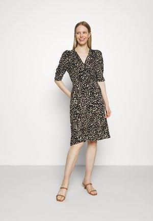 MARU - Jersey dress - black