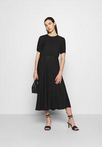 Samsøe Samsøe - DECORA DRESS - Day dress - black - 1