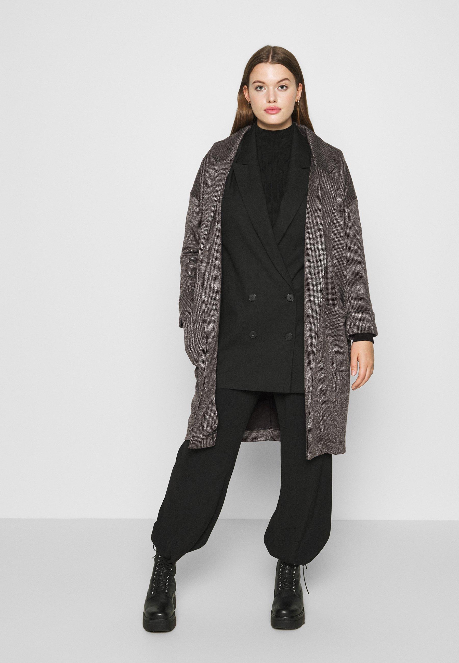 Women PCDORITA COATIGAN - Classic coat