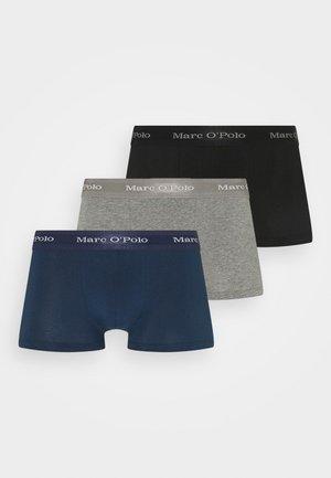 3 PACK - Alushousut - indigo blue