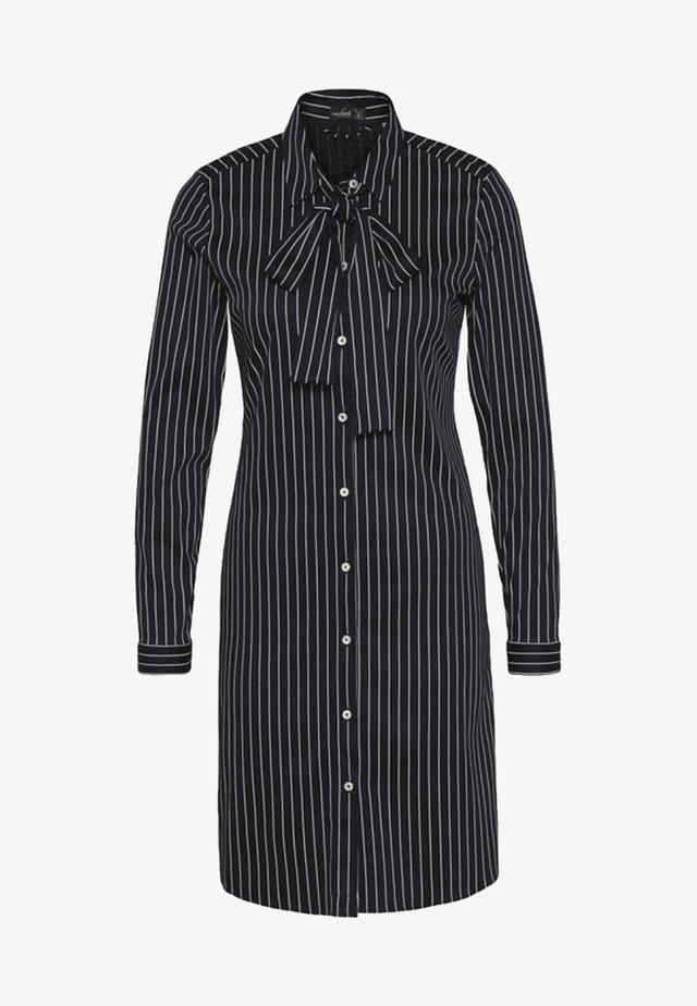MEAS-OL - Shirt dress - dark blue