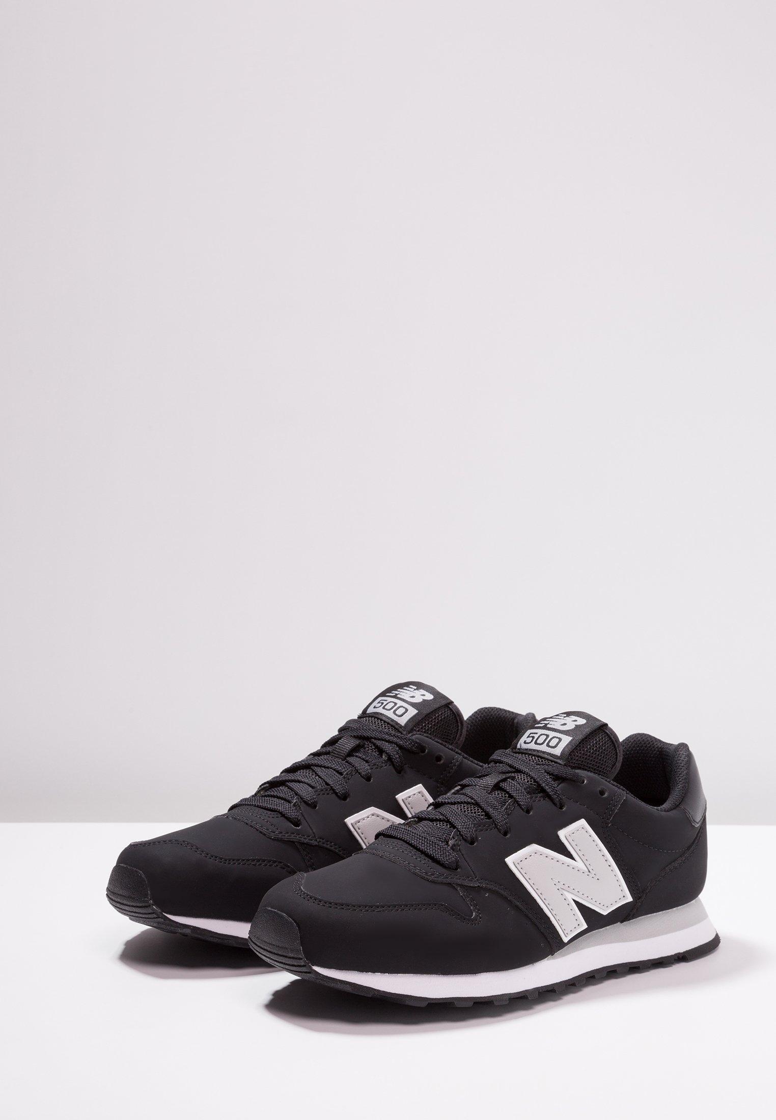 GM500 - Zapatillas - black/grey