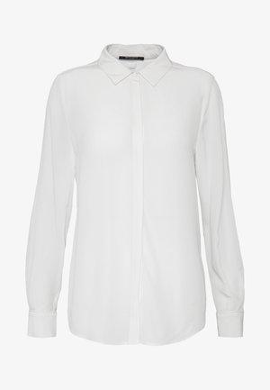LILLIE CORINNE  - Button-down blouse - snow white