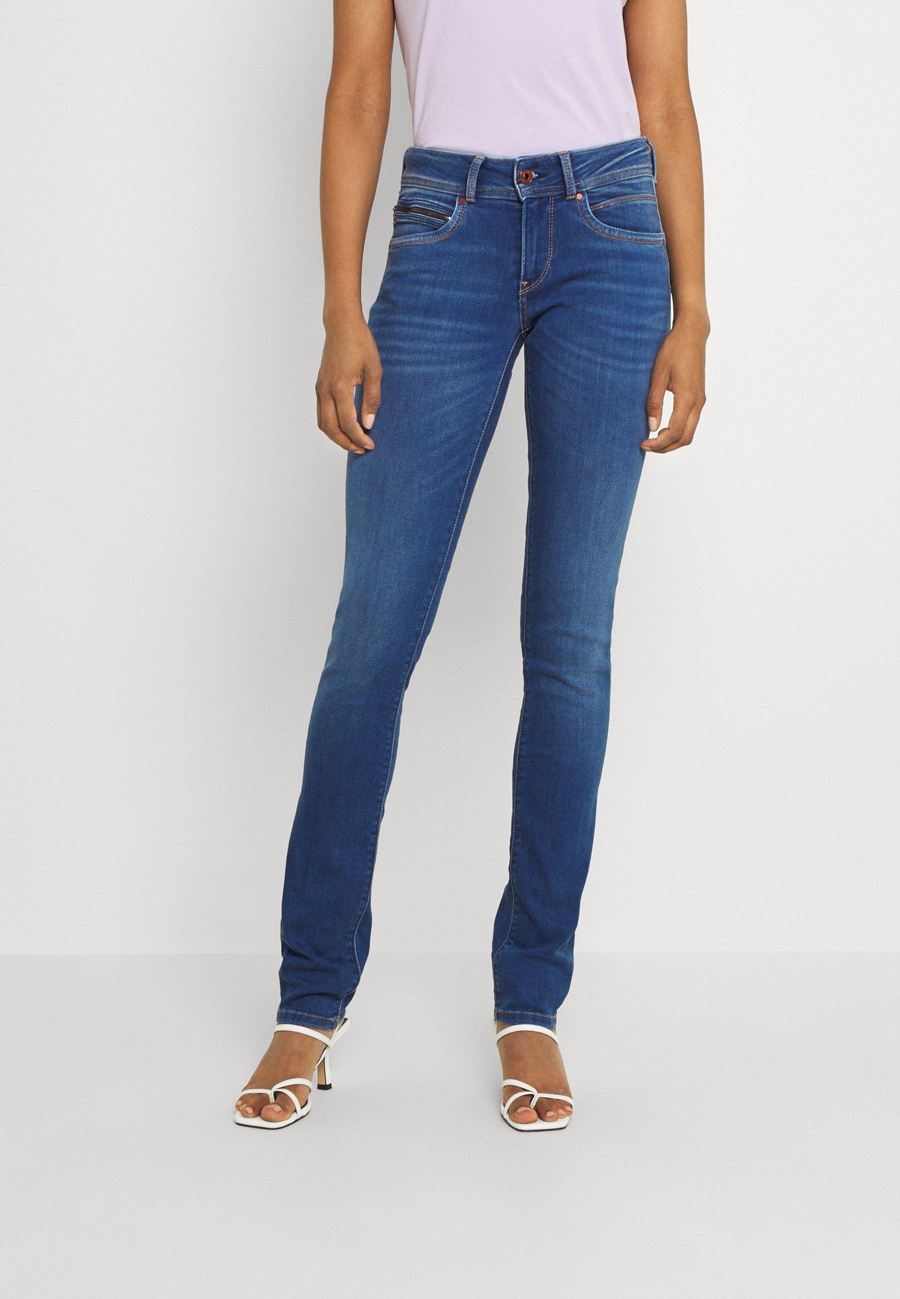 Donna NEW BROOKE - Jeans slim fit