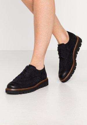 Zapatos de vestir - ocean
