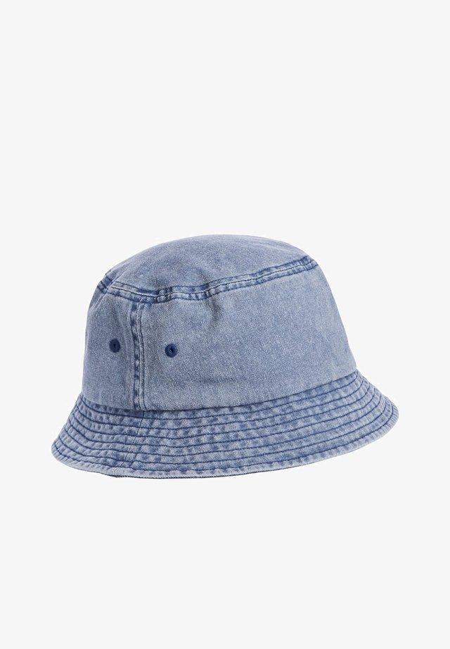 Hat - ensign blue