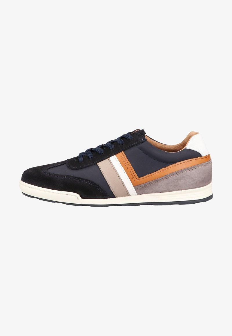 Sansibar Shoes - Sneakersy niskie - dunkelblau