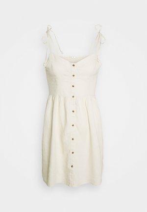 CORSET DRESS - Day dress - soft oat