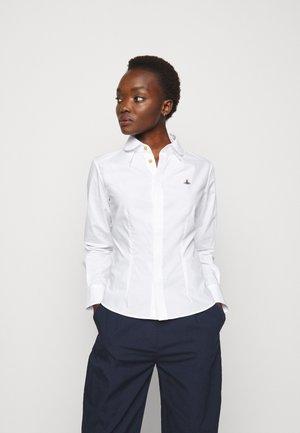TOULOUSE - Button-down blouse - white