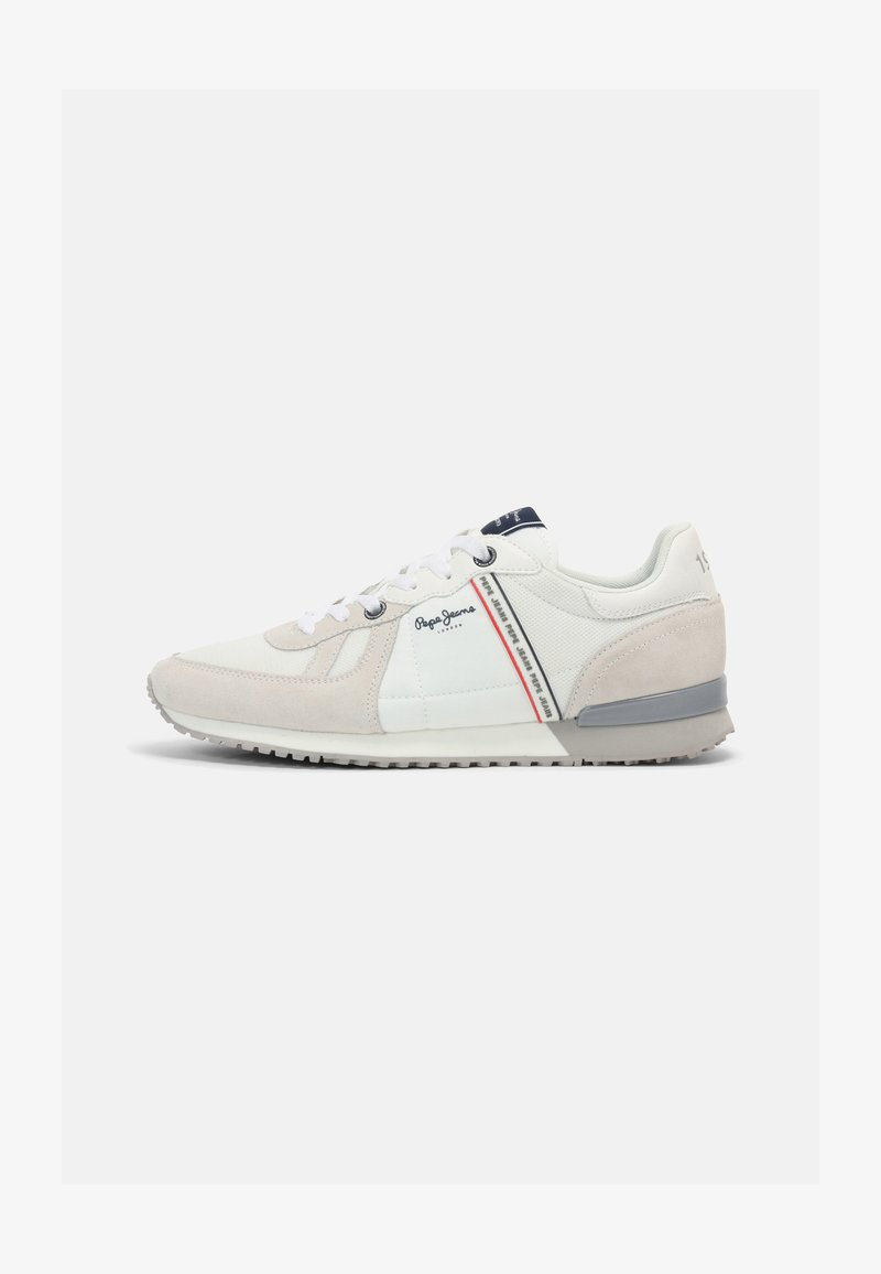 Pepe Jeans - TINKER  - Trainers - factiory white