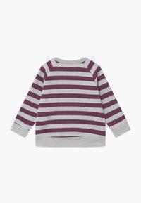 Sense Organics - LEOTIE BABY - Sweatshirt - purple/grey - 1