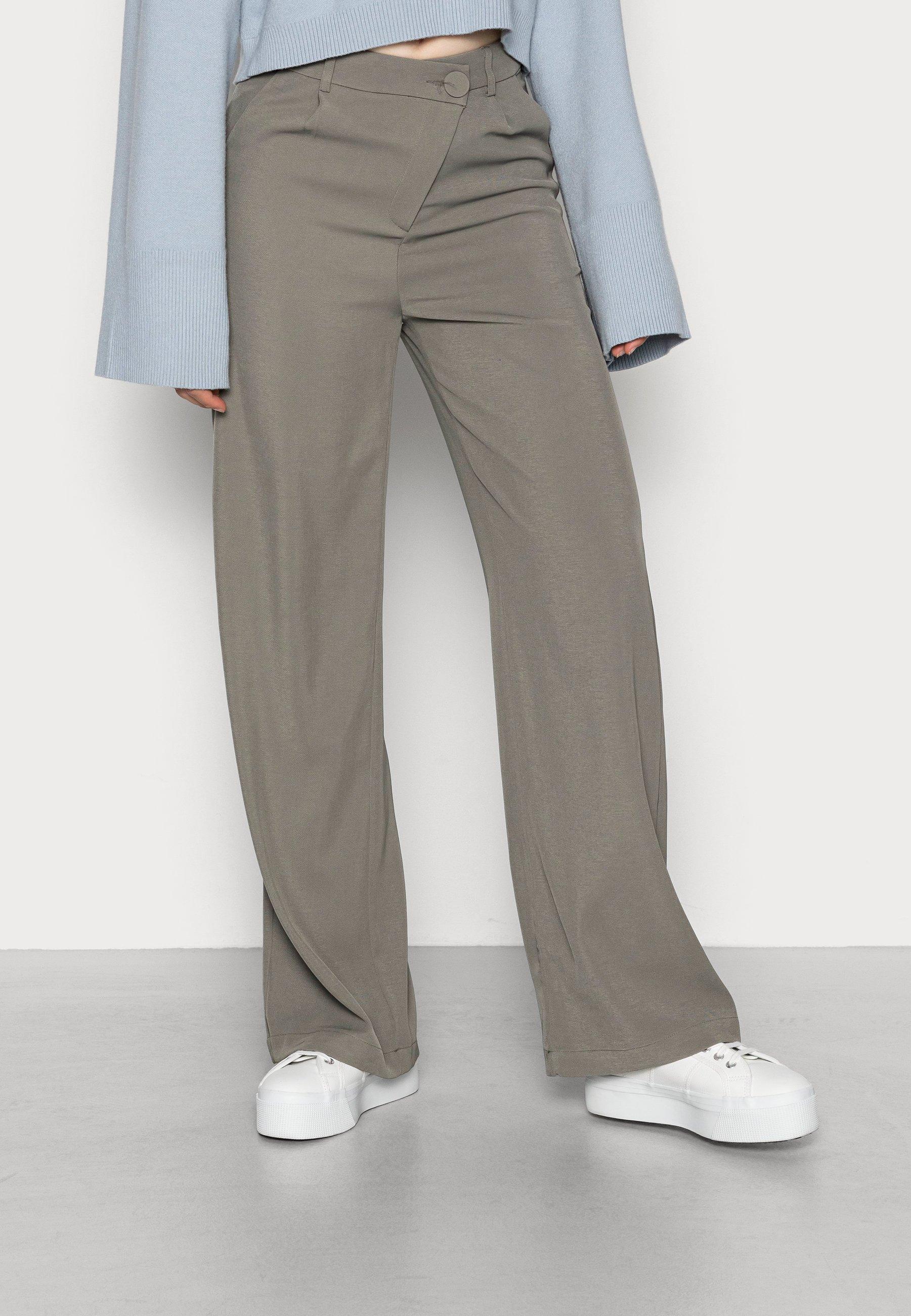 Femme ARCHER TROUSER - Pantalon classique