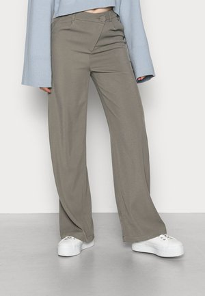 ARCHER TROUSER - Trousers - muted khaki