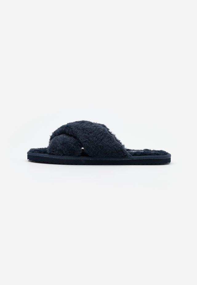 SLIDE - Chaussons - navy