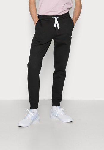 DRAWSTRINGS - Pantaloni sportivi - black