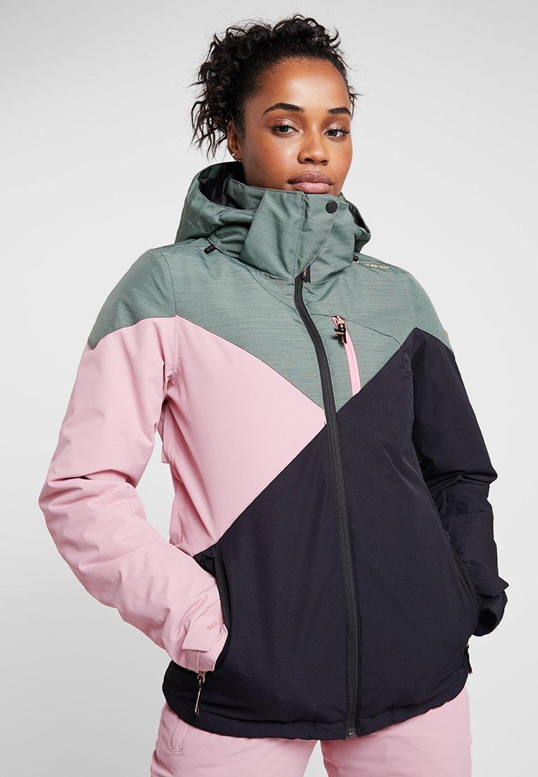 Brunotti - SHEERWATER WOMEN SNOWJACKET - Snowboard jacket - black