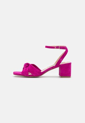 Sandaalit nilkkaremmillä - pink
