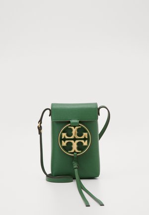 MILLER PHONE CROSSBODY - Across body bag - arugula