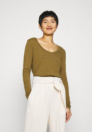 JACKSONVILLE - Long sleeved top - asperge