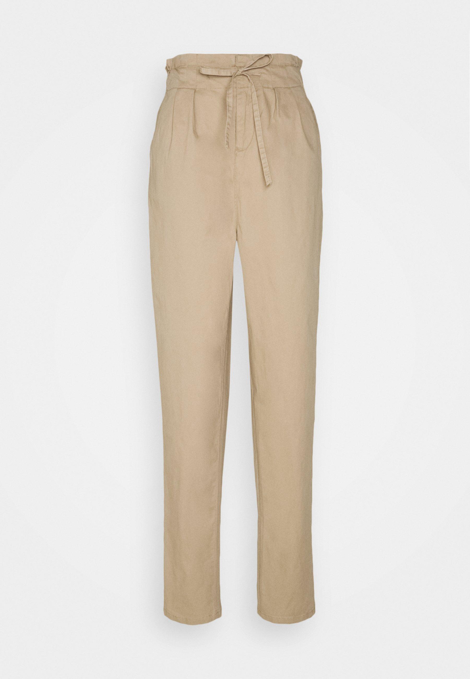 Femme VMEVANY STRING ANKLE PANT - Pantalon classique