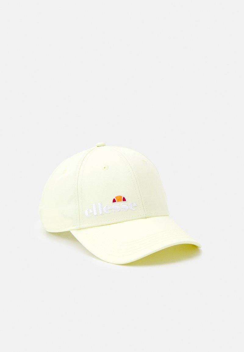 Ellesse - ARRAN UNISEX - Cap - light yellow