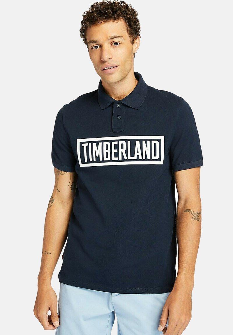 Timberland - Polo shirt - dark sapphire