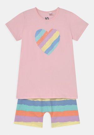 HARPA SHORT SLEEVE  - Pyjama set - crystal pink