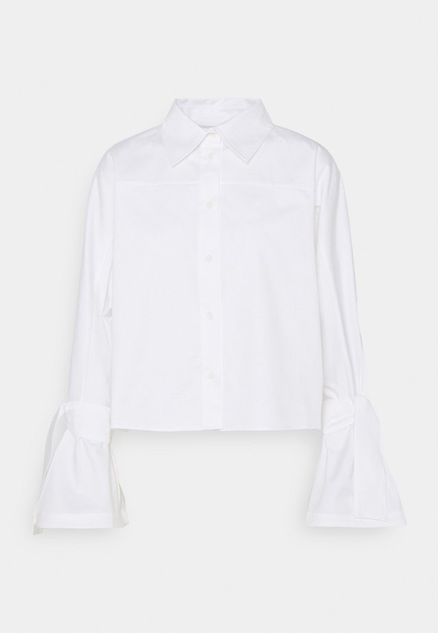 FLAME SHIRT - Blouse - white