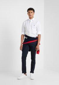 Polo Ralph Lauren - NATURAL SLIM FIT - Hemd - white - 1