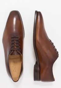 Cordwainer - ARMAND - Elegantní šněrovací boty - turin castagna - 1
