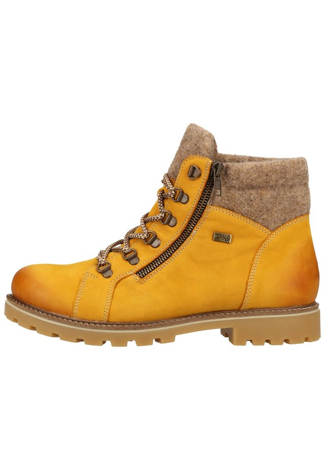 Snowboot/Winterstiefel - mais/wood /