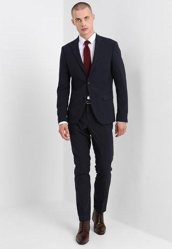 PLAIN MENS SUIT - Suit - navy