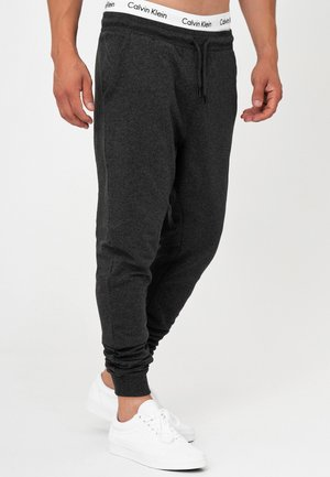 Tracksuit bottoms - charcoal mix