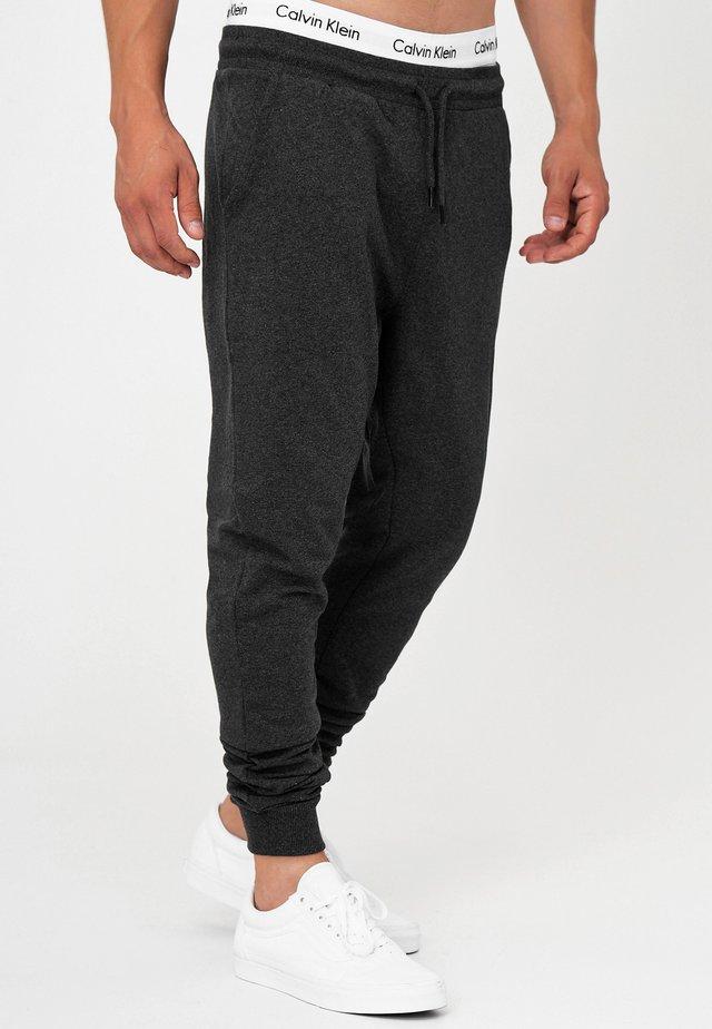 Pantaloni sportivi - charcoal mix