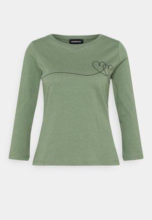 Maglietta a manica lunga - green