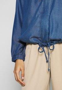 s.Oliver - Džínová bunda - blue denim - 5