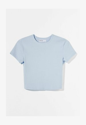 T-shirts basic - light blue
