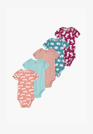 5 PACK - Body - multi-coloured/light pink