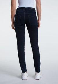 Oui - Slim fit jeans - blue - 2
