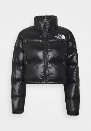 NUPTSE SHORT JACKET - Down jacket - black