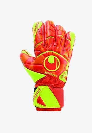 Gloves - dynamic orange fluo gelb