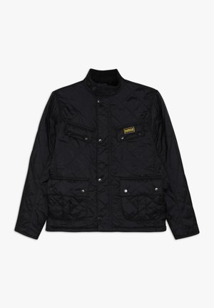 BOYS ARIEL POLARQUIL - Lehká bunda - black